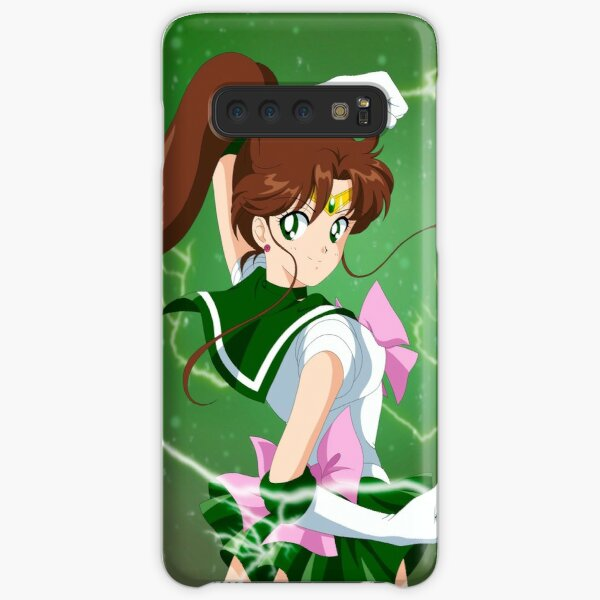 Sailor Jupiter Bluray cover Style Samsung Galaxy Snap Case