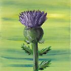 Thistle  by AndiPi