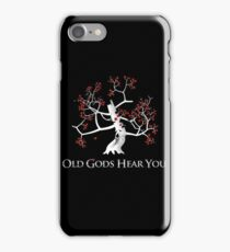 Old Gods Hear You iPhone Case/Skin
