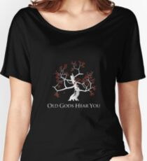 Old Gods Hear You Women's Relaxed Fit T-Shirt