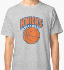 New York Knicks Retro Logo Classic T-Shirt