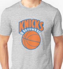 New York Knicks Retro Logo Unisex T-Shirt