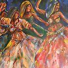 Baile Gitana Baile  by Reynaldo