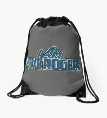 I AM SR Drawstring Bag