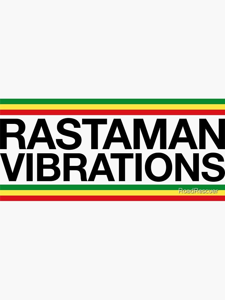 Rastaman Vibrationen | Rasta Jamaika-Unkraut von RoadRescuer