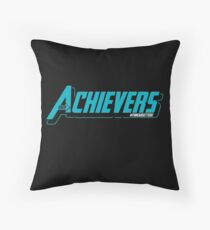 Over Achievers Throw Pillow
