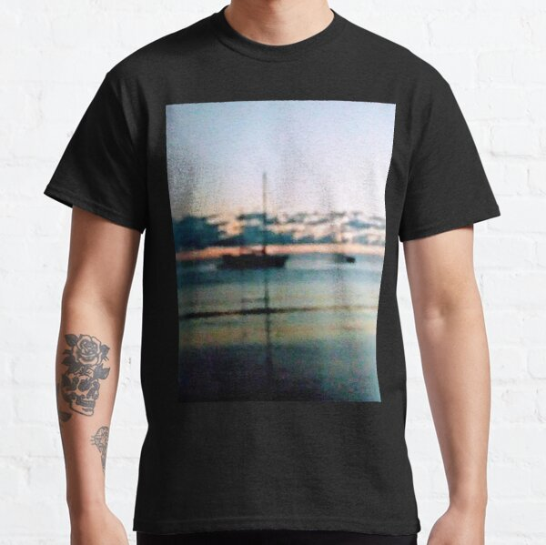Boats In The  Evening Classic T-Shirt