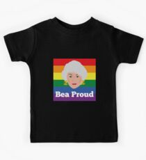 Bea Arthur Golden Girls Pride Proud Kids T-Shirt