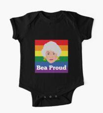 Bea Arthur Golden Girls Pride Proud One Piece - Short Sleeve