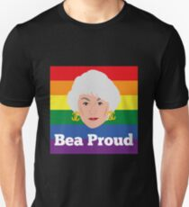 Bea Arthur Golden Girls Pride Proud Unisex T-Shirt