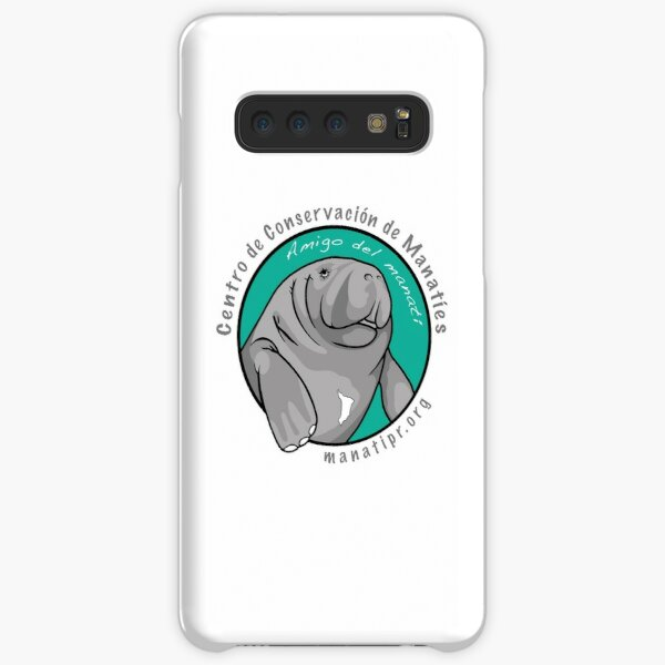 Friend of the Manatee Samsung Galaxy Snap Case
