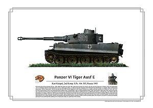 Kurt Knispel Tiger