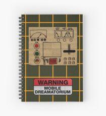 Mobiles Dreamatorium-Steuerboard (Community) Spiralblock