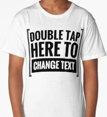 DOUBLE TAP Long T-Shirt