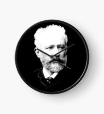 Pyotr Ilyich Tchaikovsky - Great Russian Composer Clock