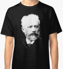 Pyotr Ilyich Tchaikovsky - Great Russian Composer Classic T-Shirt