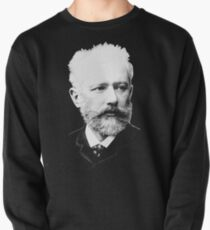 Pyotr Ilyich Tchaikovsky - Great Russian Composer Pullover