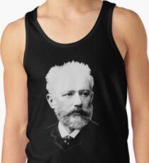 Pyotr Ilyich Tchaikovsky - Great Russian Composer Tank Top