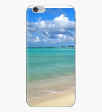 Breezy Day at Gillam Bay  iPhone Case