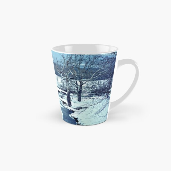 ice wood water Tall Mug