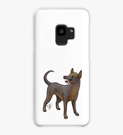 Xoloitzcouintli Case/Skin for Samsung Galaxy