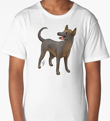 Xoloitzcouintli Long T-Shirt