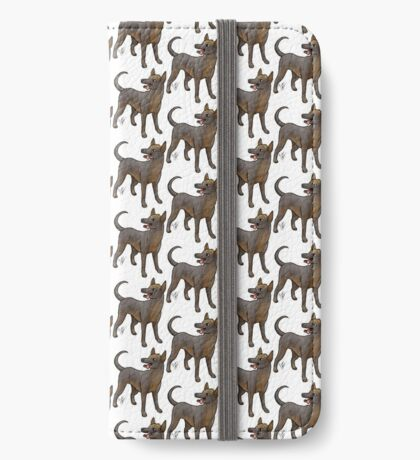 Xoloitzcouintli iPhone Wallet