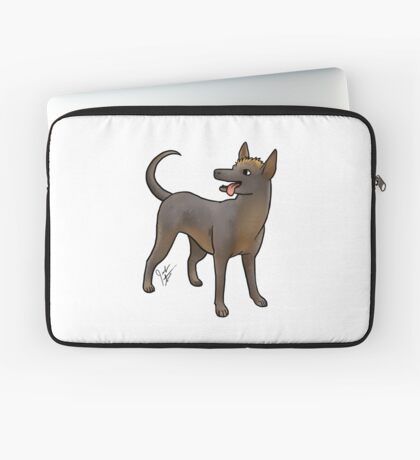 Xoloitzcouintli Laptop Sleeve