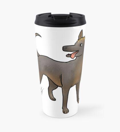 Xoloitzcouintli Travel Mug
