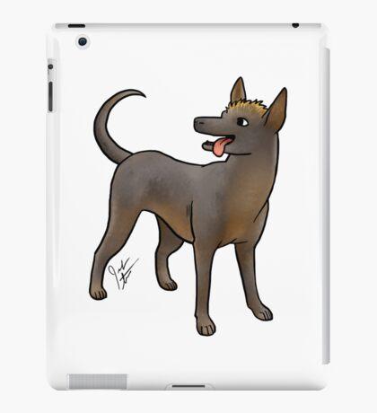 Xoloitzcouintli iPad Case/Skin