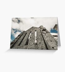 The Rock of Cashel - St. Patrick's Rock Greeting Card