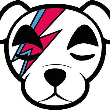 Ziggy Starpup by 8-bit-hobo