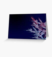3D Wallpaper Greeting Card