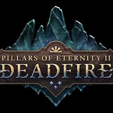 Pillars of Eternity 2 Logo by Purpleandorange