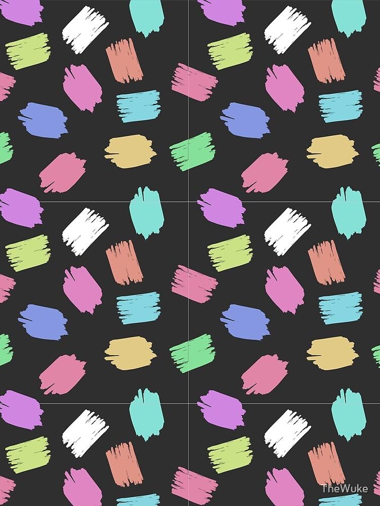 Farben Jung Modern Flecken Lustig verspielt Muster von TheWuke