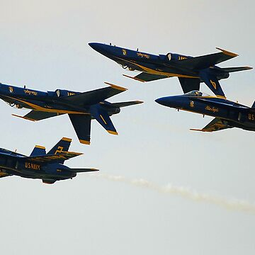 Blue Angels Flip by SaraWood0913