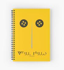 Coraline Spiral Notebook