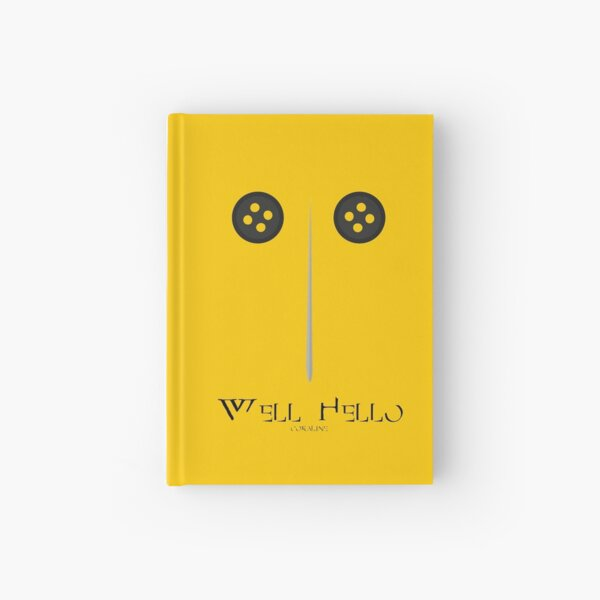 Coraline Hardcover Journal