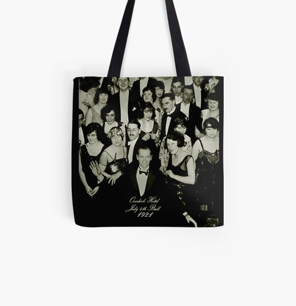 July 4th, 1921 All Over Print Tote Bag
