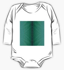 Distortion Squared (Greenish) One Piece - Long Sleeve