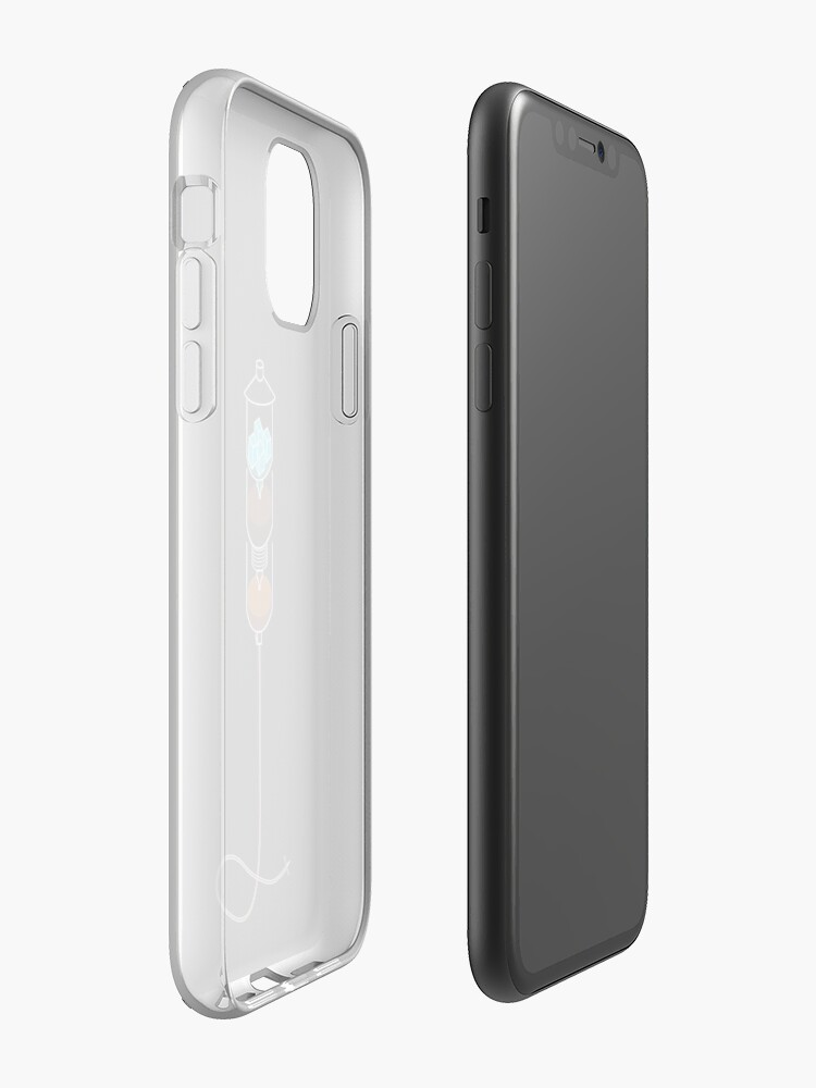 Alternate view of Cold Drip IV iPhone Case & Cover