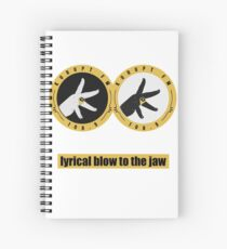 Kurupt FM 108.9 Spiral Notebook