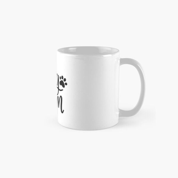 Dog Mom Classic Mug