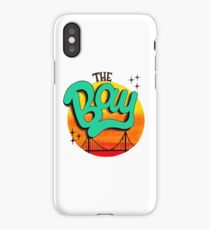 The Bay, California iPhone Case