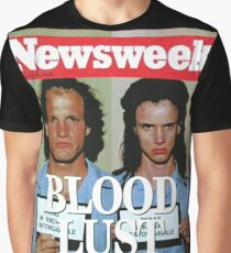 Natural Born Killers Graphic T-Shirt