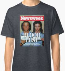 Natural Born Killers Classic T-Shirt