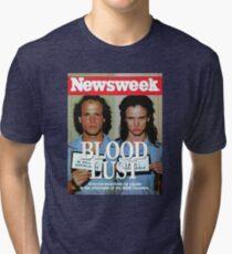 Natural Born Killers Tri-blend T-Shirt