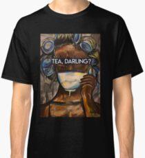 Tee, Liebling? [SLOGAN] Classic T-Shirt