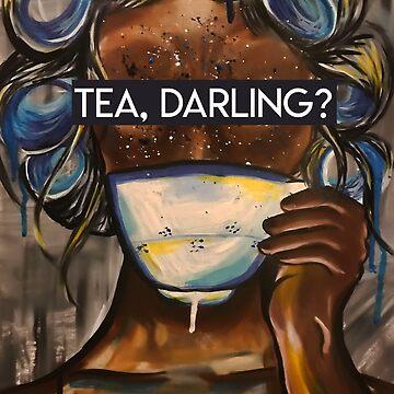 Tea, Darling? [SLOGAN] by JVanessar