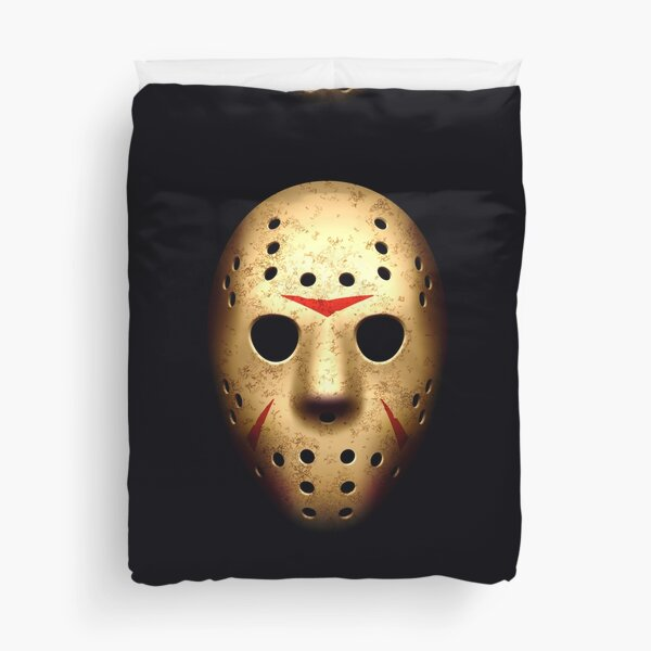 Jason Voorhees - Friday the 13th Duvet Cover